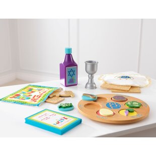 Buying 17 Piece Passover Set By KidKraft