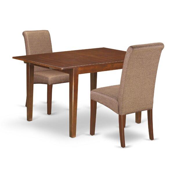 winston porter belmoor kitchen table 3 piece counter