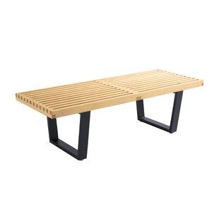 Kolding Slat Bench by Stilnovo