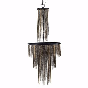 Everly Quinn Charleson Chic and Modish 1-Light Novelty Pendant