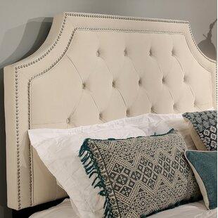 Darby Home Co Devitt Upholstered Panel Headboard
