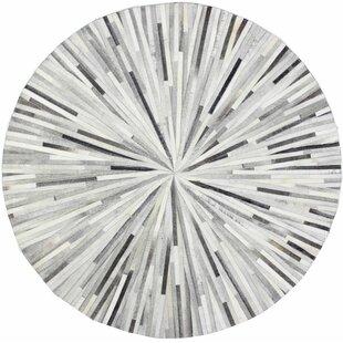 Sedalia Handmade Gray Area Rug by Trent Austin Design