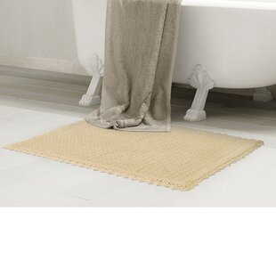Reversible Crochet Beaded Bath Rug