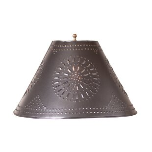 Best Reviews Kruse 16 Metal Empire Lamp Shade By Gracie Oaks