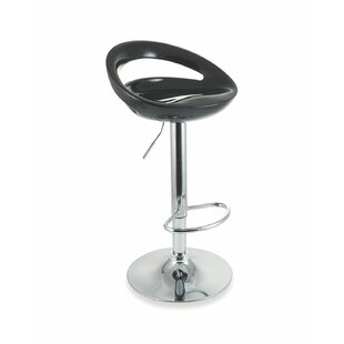 Height Adjustable Swivel Bar Stool (Set Of 2) By Galileo