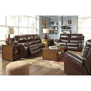 Red Barrel Studio Stratford Reclining Configurable Living Room Set