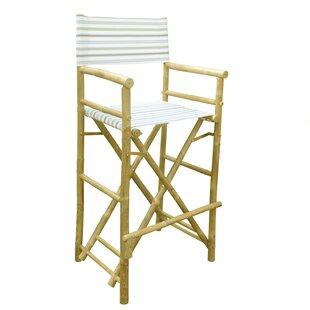 ZEW Inc Folding Director Chair