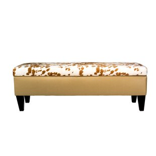 Brooke Upholstered Bench by Sole Designs Bargain