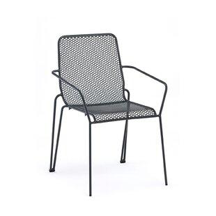 Mallen Stacking Garden Chair (Set Of 4) By Sol 72 Outdoor