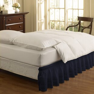 Karlisa Wrap Around Eyelet Ruffled 140 Thread Count 18