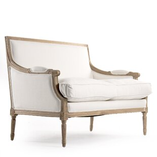 Louis Loveseat by Zentique