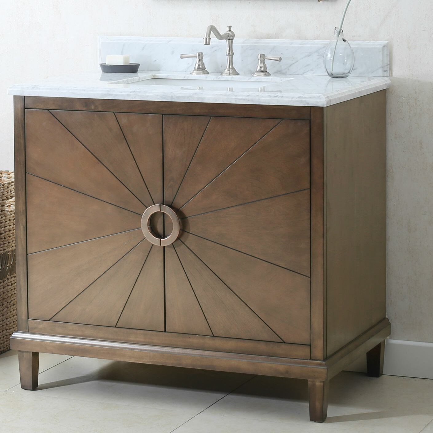 Legion Furniture 37 Single Bathroom Vanity Set Reviews Perigold