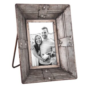 Riveted Picture Frame
