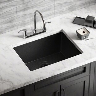 Black Composite Kitchen Sink | Wayfair
