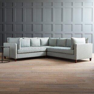 Ayla Sectional by Wayfair Custom Upholstery™