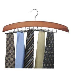 Reviews Wood Hanger - 24 Ties ByRichards Homewares