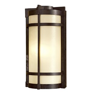 Mirador 1-Light Outdoor Flush Mount