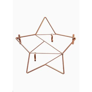 Star Wall Mounted Coat Rack By Art For Kids