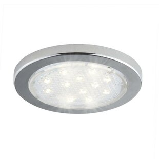 Bazz LED Under Cabinet Puck Light (Set of 3)