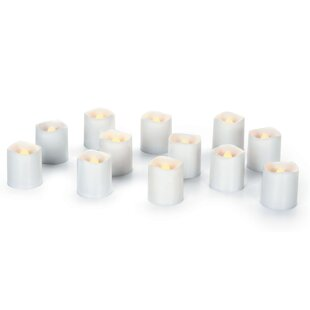 Flameless Candle (Set of 12)