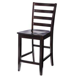 Red Barrel Studio Jesenof Solid Wood Dining Chair (Set of 6)