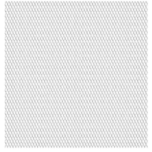 Northwoods 1m X 1m Expanded Wire Mesh Panel By Sol 72 Outdoor
