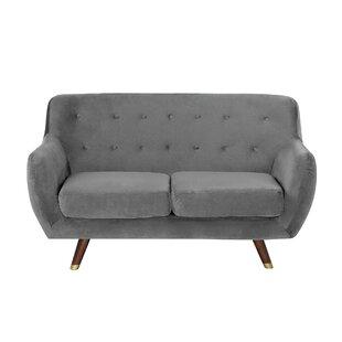 Lesse 2 Seater Loveseat Sofa By Fairmont Park
