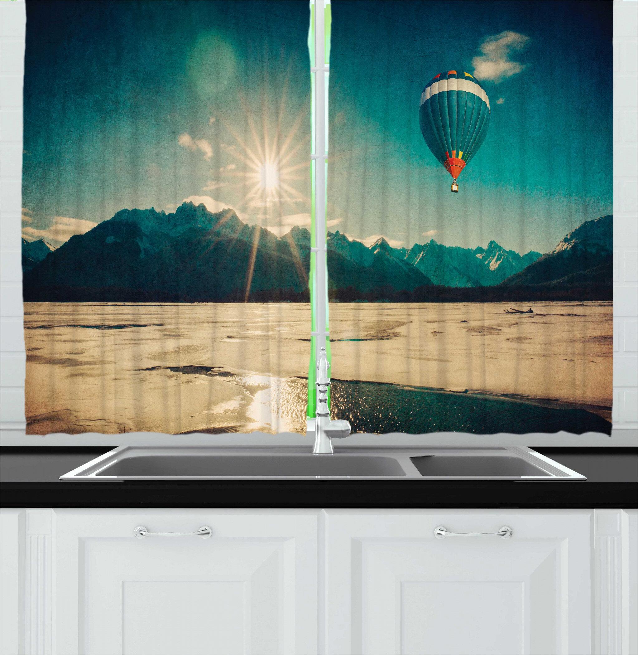 Winter Valances Kitchen Curtains You Ll Love In 2021 Wayfair