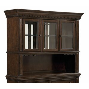 Parthena China Cabinet Top by Darby Home Co