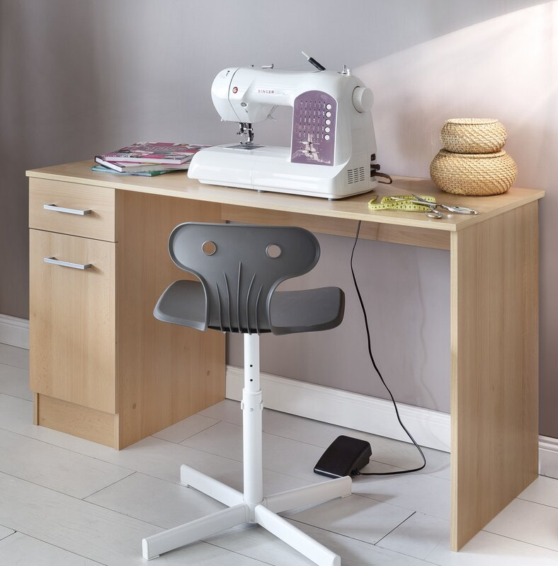 utrails using folding machine sewing home design desk table