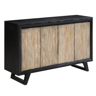 Dawes 4 Door Accent Cabinet
