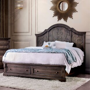 Thomason Panel Bed