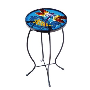 Dragonfly Kaleidoscope Bistro Table