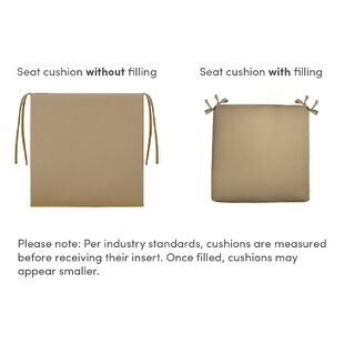 Folding Chair Cushion (Set Of 2)