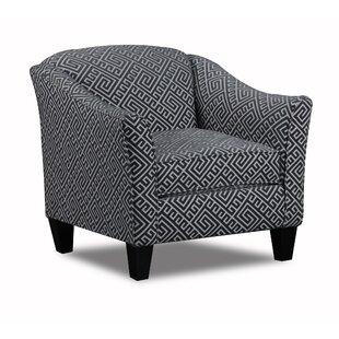 Carolina Accents Cali Modern Accent Slipper Chair