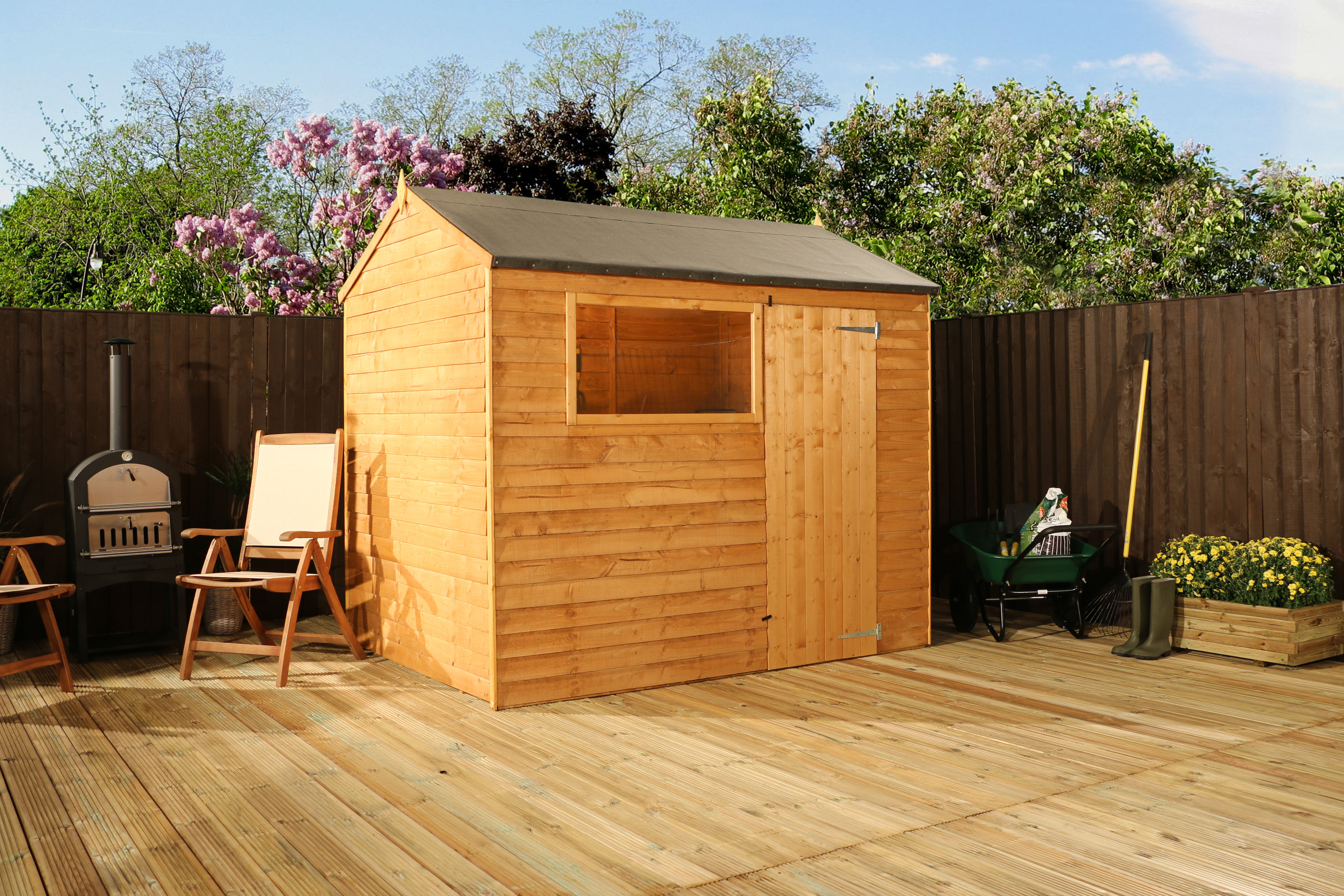 makes shed x storage saltbox kit easy an for outdoor project weekend diy walls panelized pin wood sheds tool
