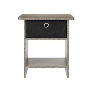 Brigette Side Table By Ebern Designs