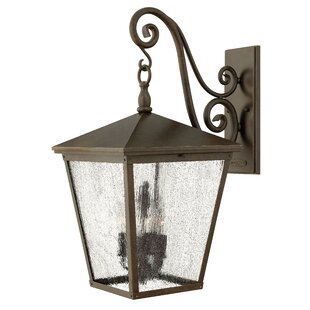 Trellis 4 Light Outdoor Wall Lantern By Hinkley Lighting
