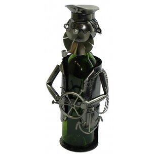 Sailor 1 Bottle Tabletop Wine Rack
