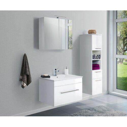 Viva 3-Piece Bathroom Furniture Set Belfry Bathroom