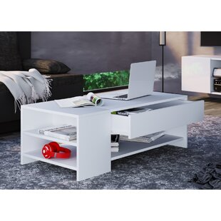 Herbiorn Coffee Table With Storage By 17 Stories