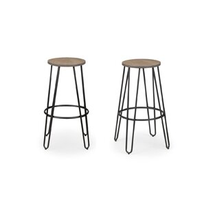 Boyett Bar Stool (Set Of 2) By Williston Forge