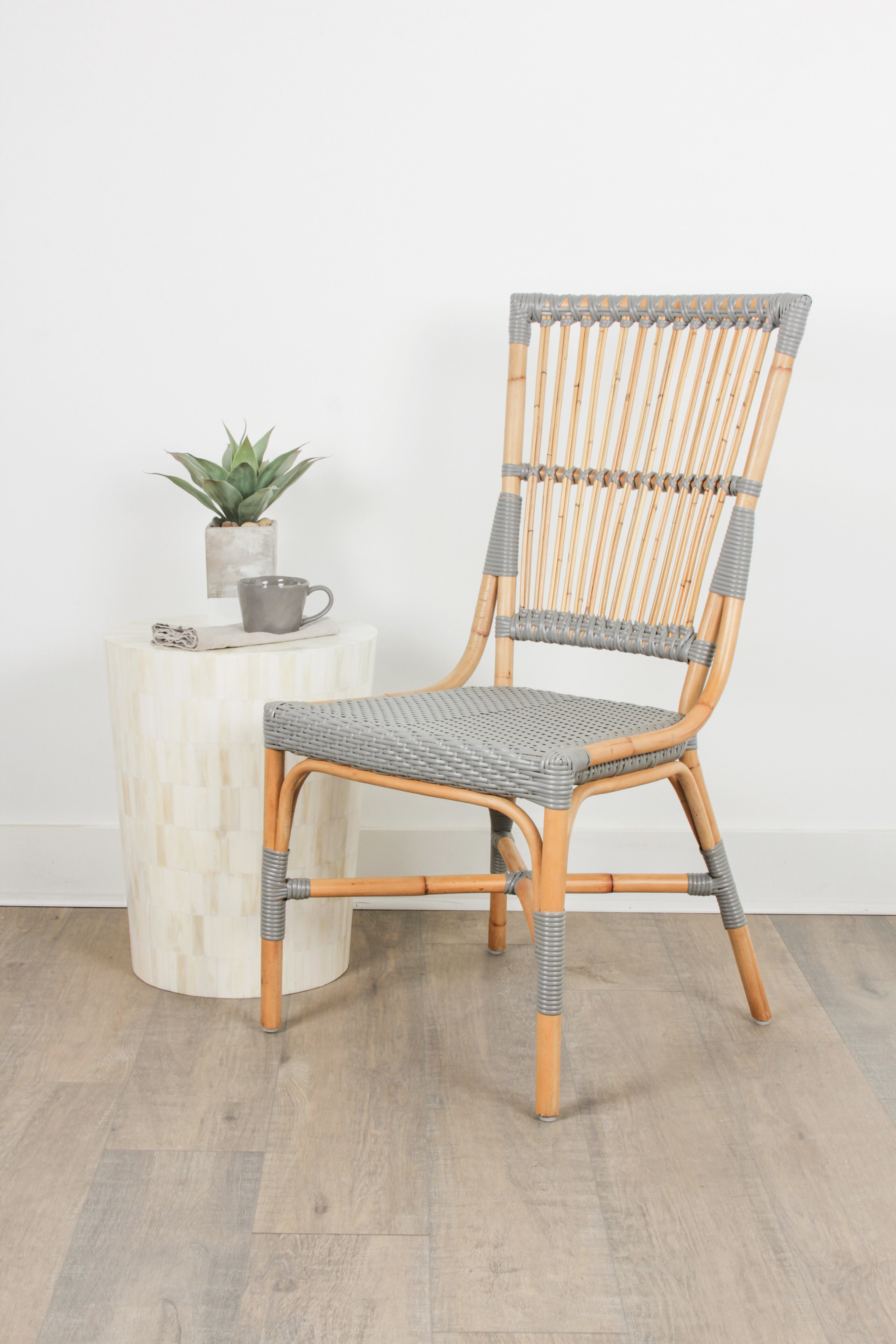 Bayou Breeze Maly East At Main Arie Stacking Patio Dining Chair Reviews Wayfair