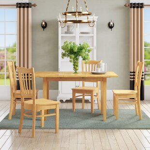 Balfor 5 Piece Dining Set by Andover Mills Best Choices
