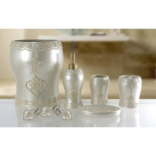 Bella Lux Bathroom Accessories Wayfair