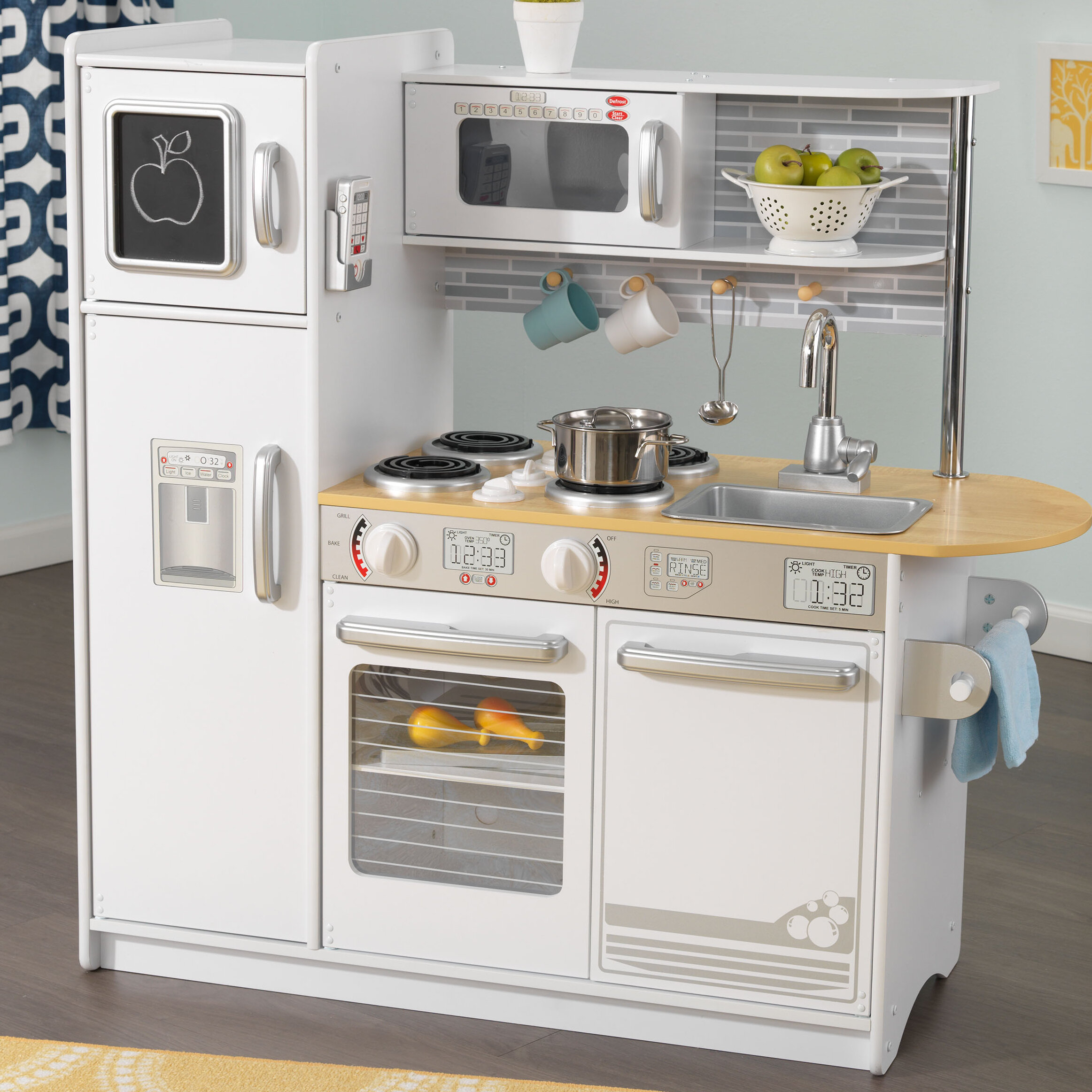 Uptown Play Kitchen Set