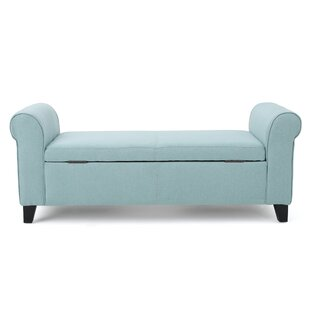 Varian Upholstered Storage Bench ByAlcott Hill