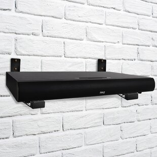 Bracket Stand Universal Wall Speaker Mount by Pyle