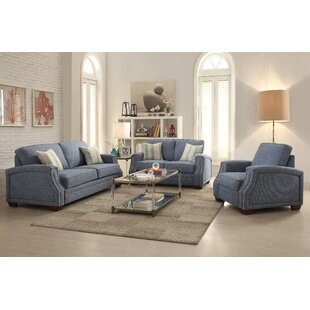 Alonso Configurable Living Room Set