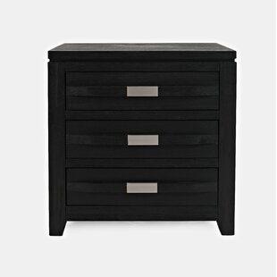 Berea 3 Drawer Nightstand by Ivy Bronx